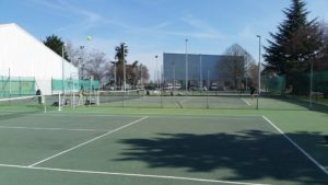 club de tennis asptt dijon