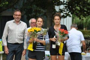 remise des trophées dames 2016