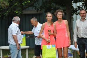 remise des trophées double dames 2016